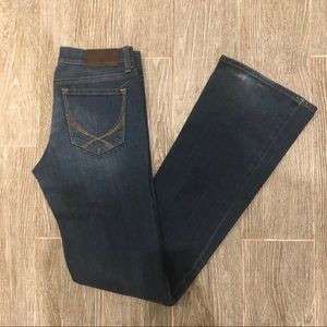 Pink Victoria's Secret Bootcut Jeans Size 4L / 33